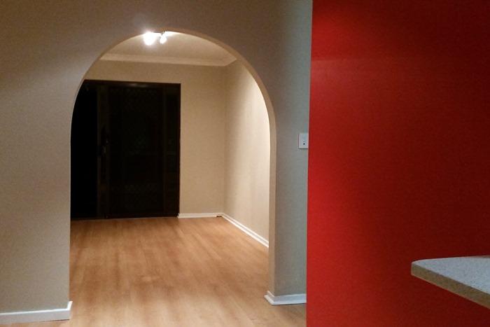 virtù - empty rooms