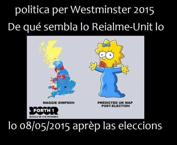 eleccions generalas al Reialme-Unit 08052015 umor