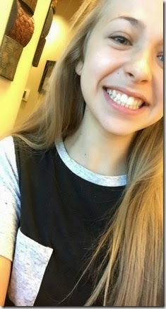 Lindsey braces off