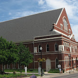 The Ryman Auditorium in Nashville TN 07252012