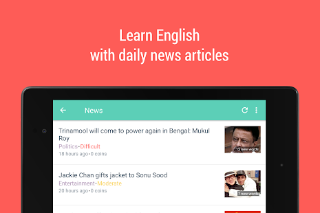 App Hello English: Learn English APK for Kindle