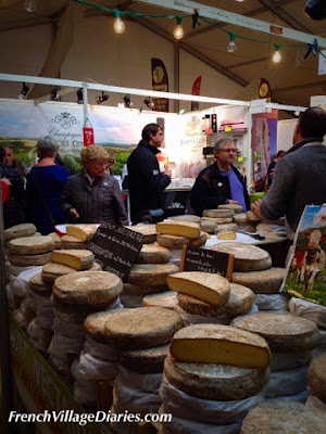 French Village Diaries Les Gastronomades Angouleme food France cheese