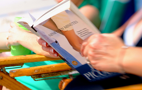 Open Thread: What's On Your Summer Reading List?