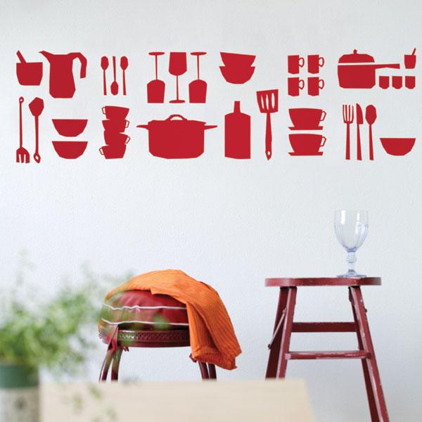 28 tolle wandaufkleber für ihre küche