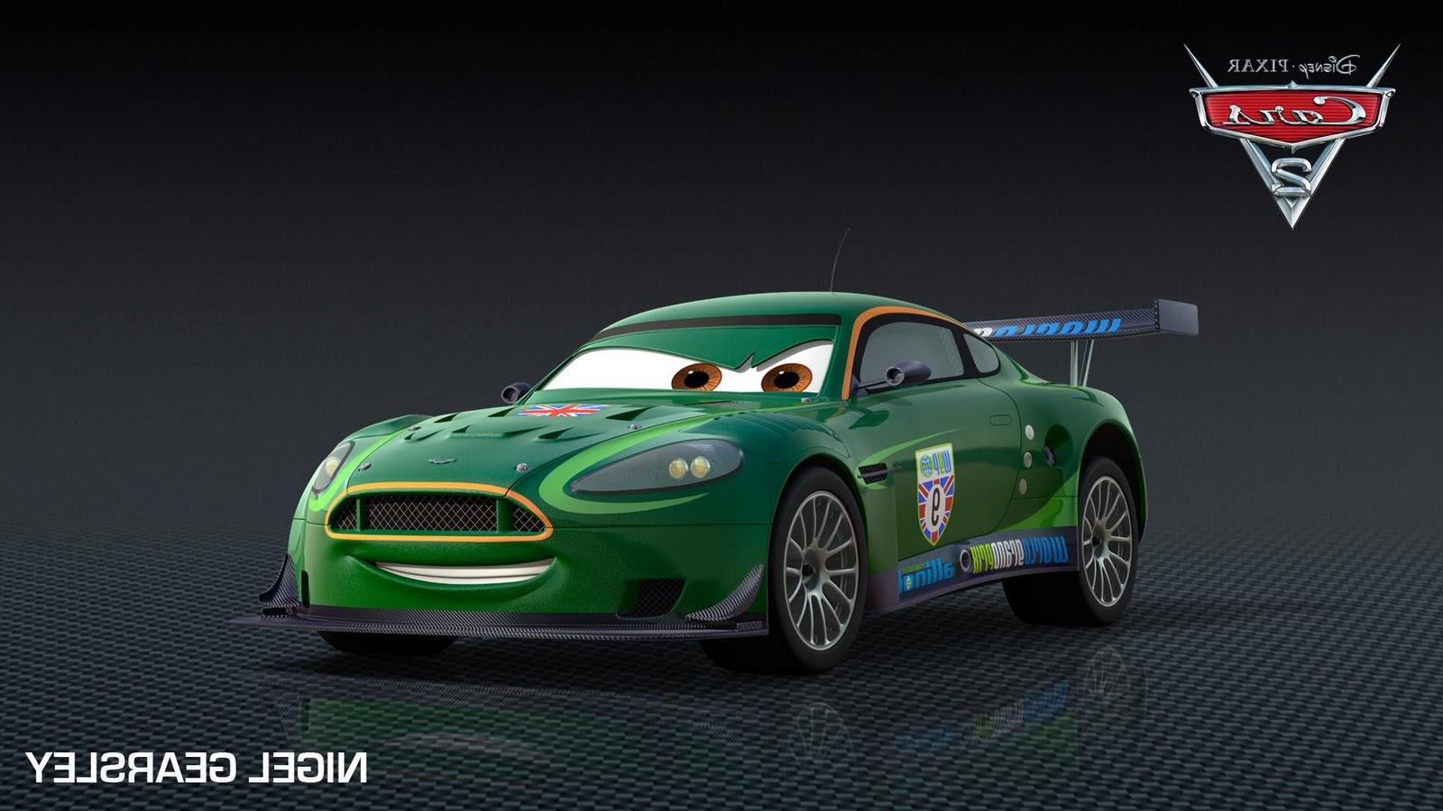 is an Aston Martin DB9R