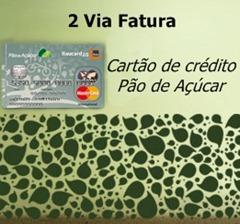 fatura-2via-cartao-pao-de-acucar-www.2viacartao.com