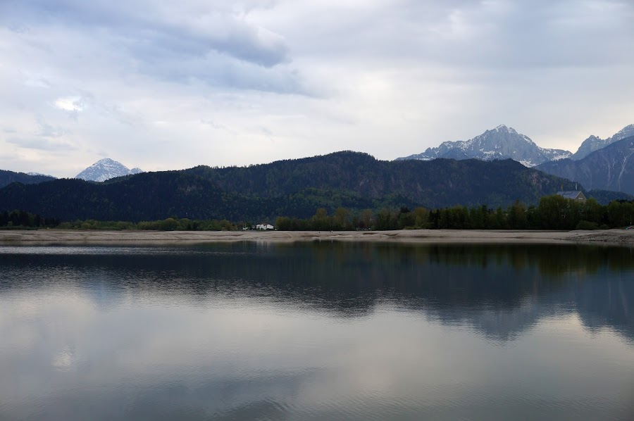 Озеро Форгензее