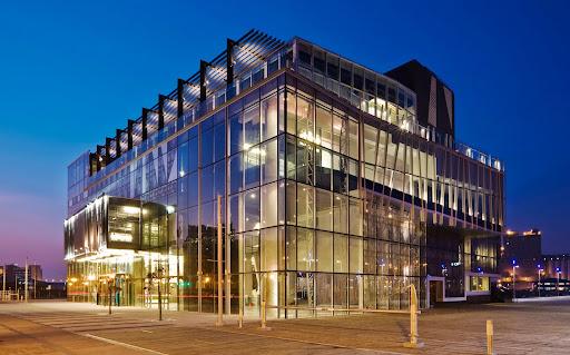 Espace 400E, Québec, 2008 Dan Hanganu architectes+Côté Leahy Cardas architectes Finaliste OAQ, recyclage et réhabilitation