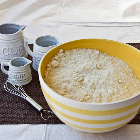 Yellow Cake Mix (For Dump Cakes)