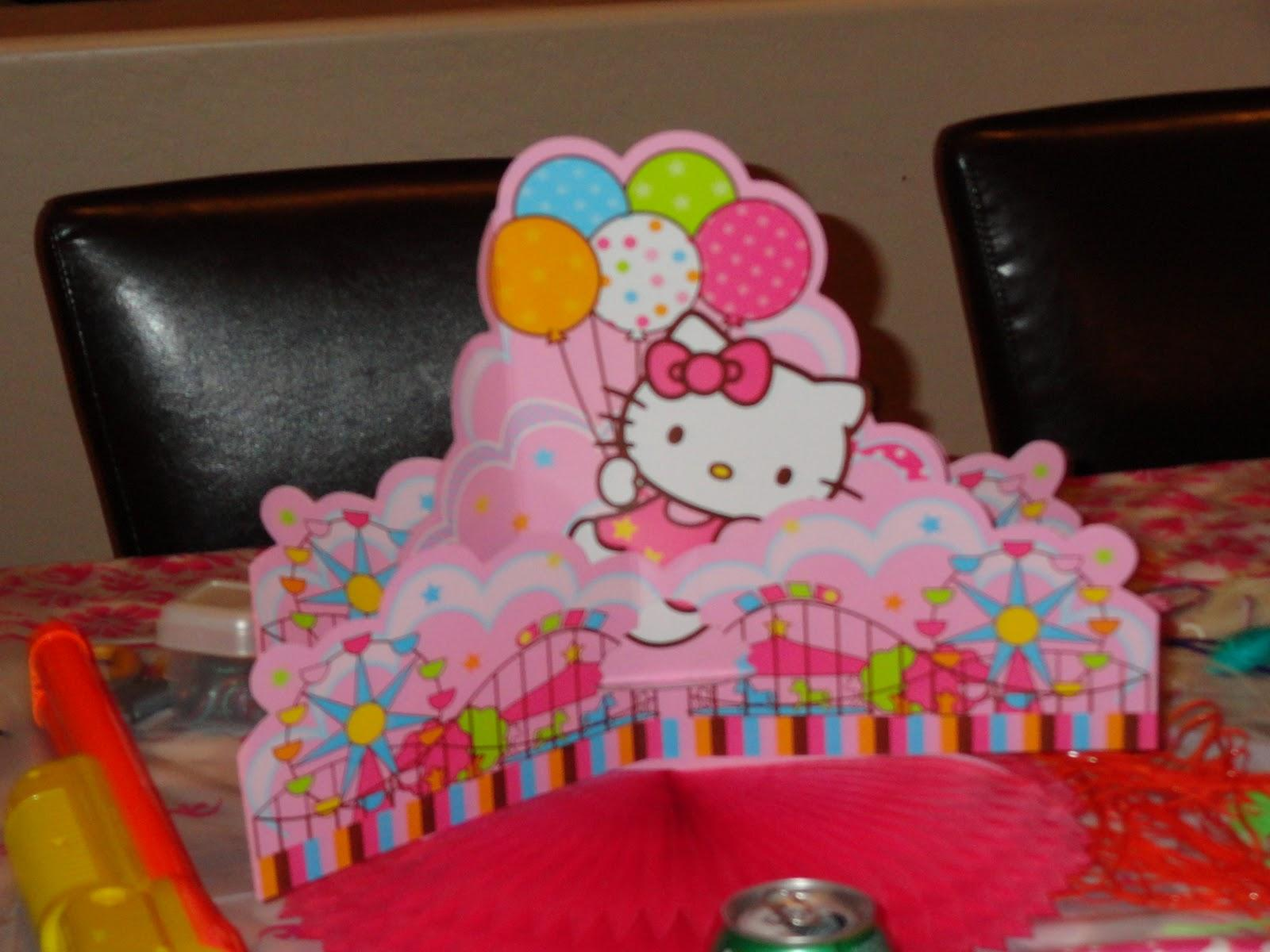 was a Hello Kitty,