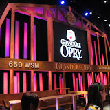 Backstage at the Grand Ole Opry in Nashville TN 09032011g