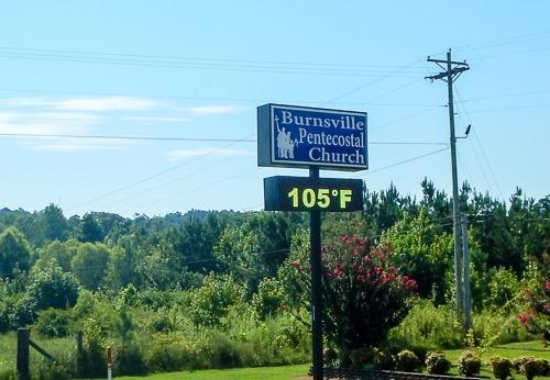 105f hot