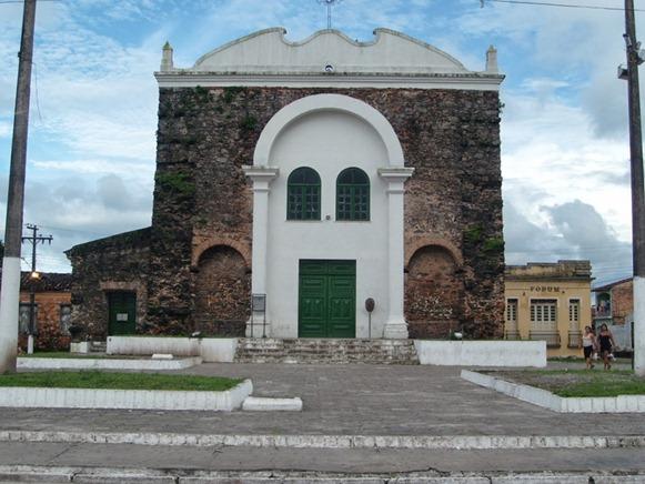Capela do Senhor dos Passos - Vigia, Parà fonte: voxpopi