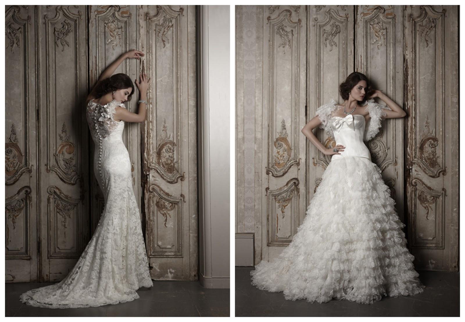 wedding dresses and