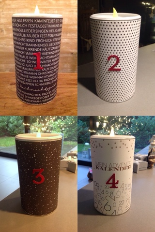 Upcycling Adventskranz