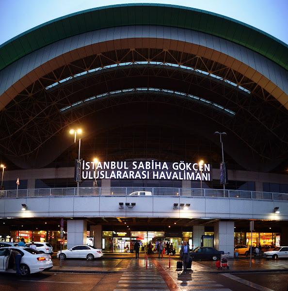 Аэропорт имени Сабихи Гекчен