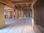 April 1 Subfloor - from entryway looking into greatroom