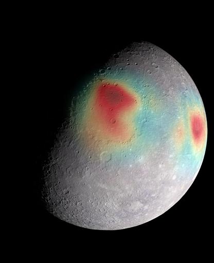gravidade em Mercúrio