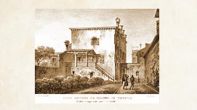 La Casa di Tiziano a Venezia 1