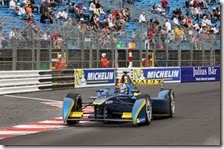 Sebastien Buemi ha vinto la gara di Montecarlo