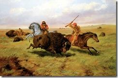 buffalo-hunt-arthur-fitzwilliam-tait