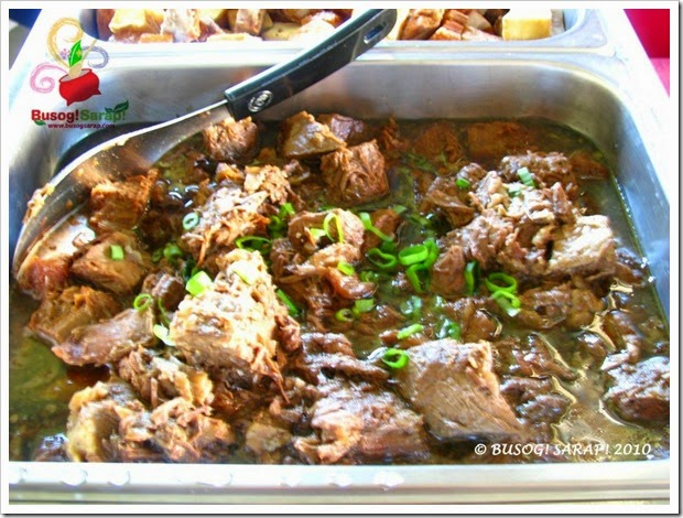 Mr.H Beef Pares Stew© BUSOG! SARAP! 2010
