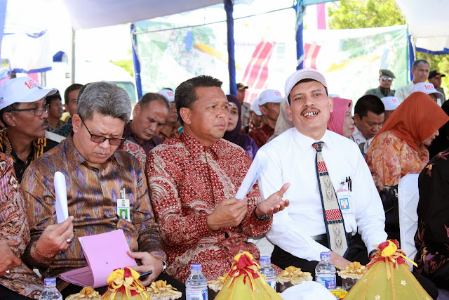 Ground Breaking Rusus Bantaeng-19