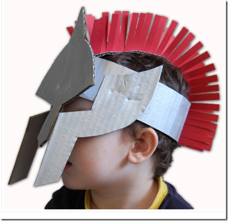 Casco del gladiador