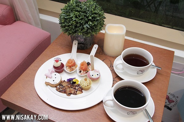 Blog Nisakay - Hello Kitty Gourmet Cafe (18)
