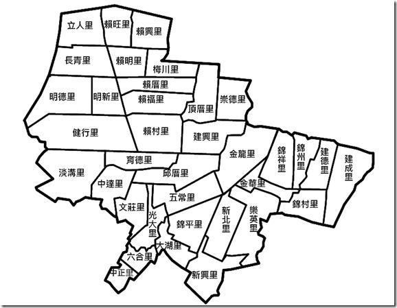 北區行政區地圖_0全