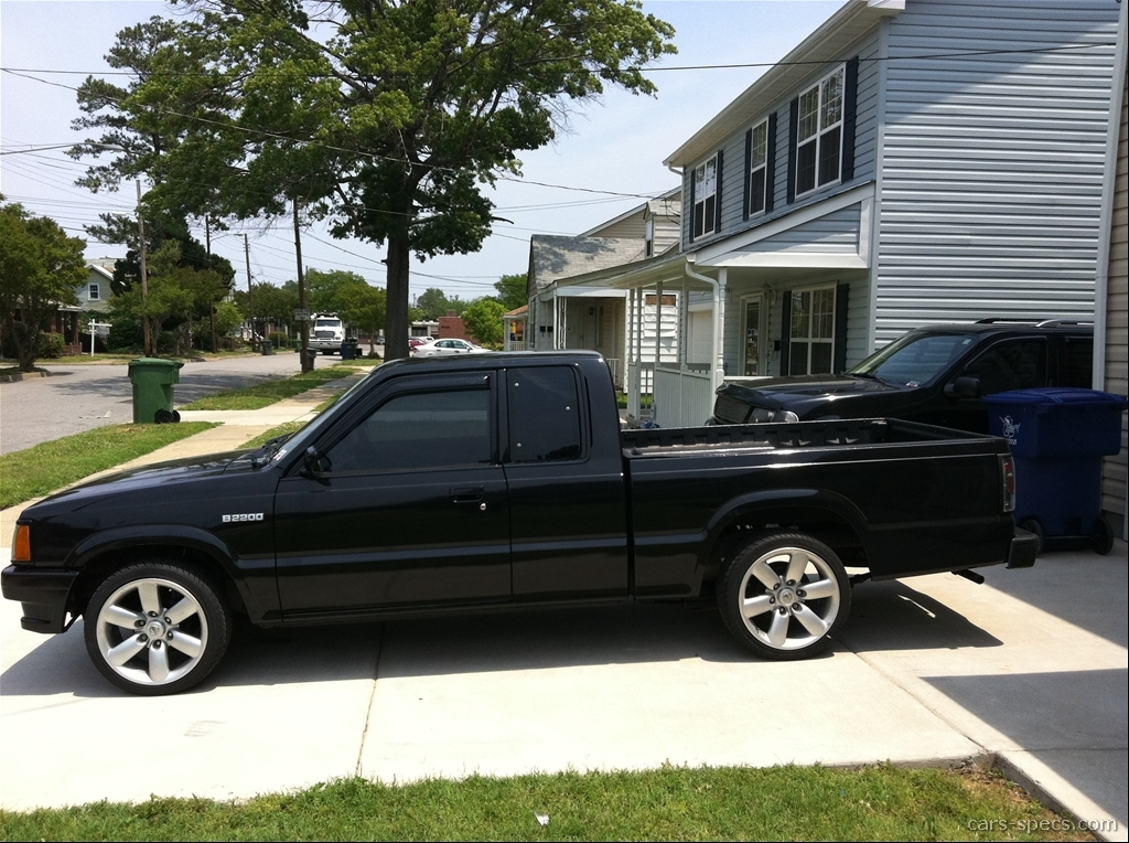 1992 Mazda B Series Pickup Extended Cab Specifications Pictures Prices