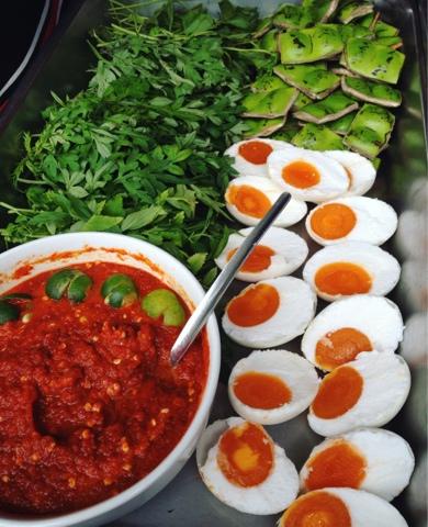 Masakan kampung Ummiza Cafe Sepang