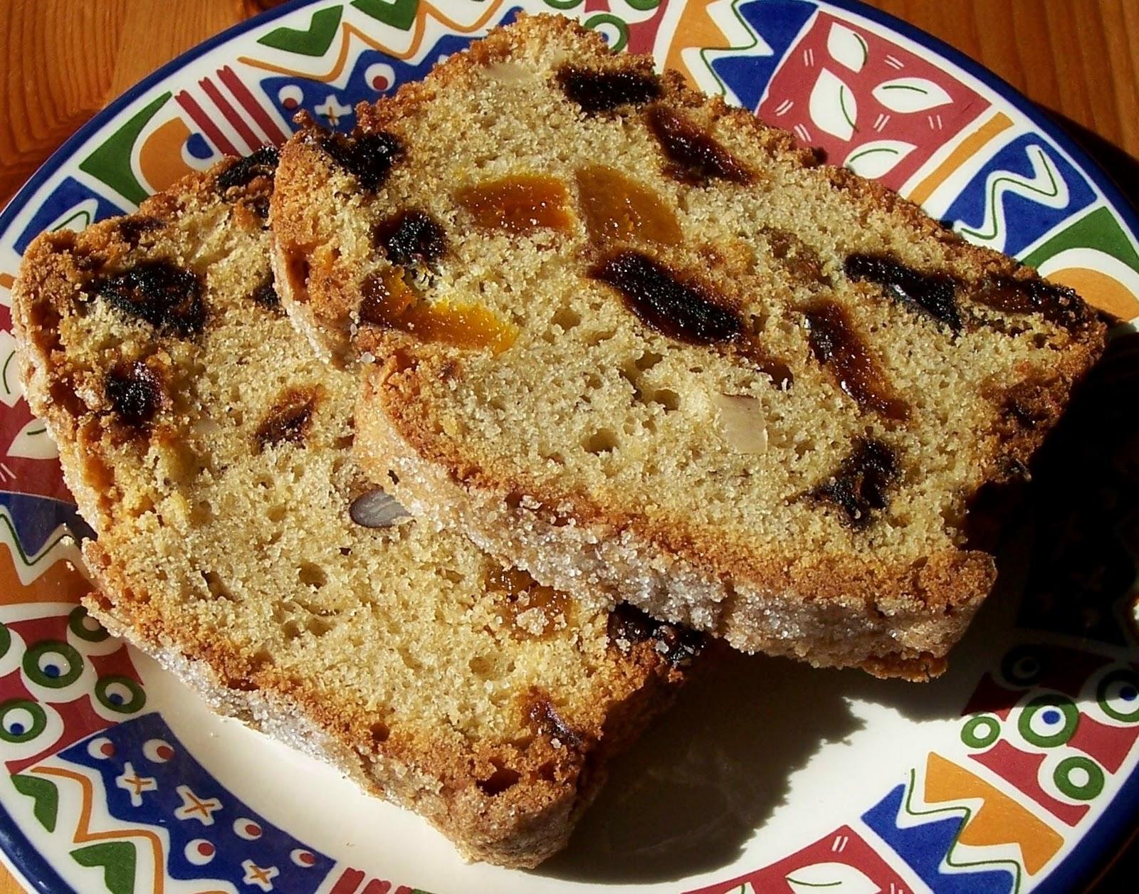 Date & Brazil Nut Cake