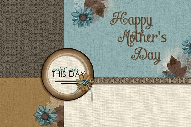 Mother's day card web