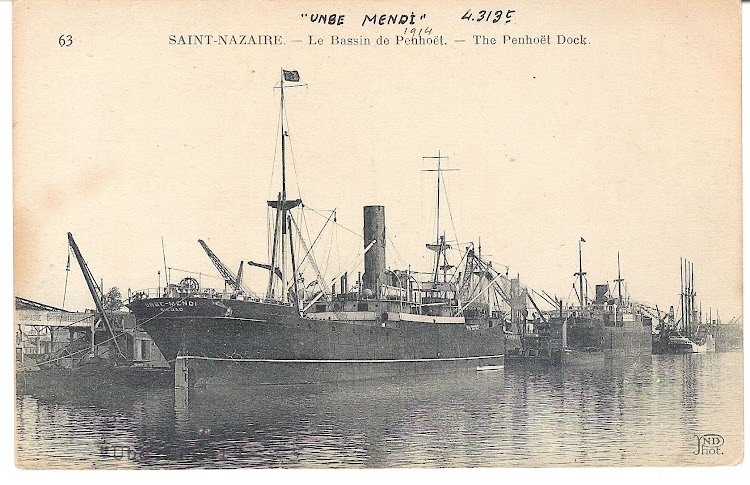 Vapor UNBE-MENDI reparando en Saint Nazaire. Fecha indeterminada. Colección Jaume Cifre. Nuestro agradecimiento.jpg