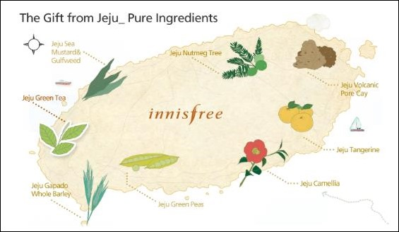 innisfree Green Tour 2015 (graphic)