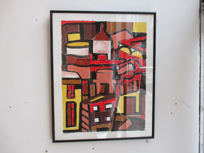 Elliot Bassman Painting