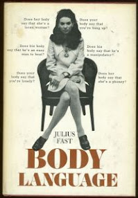 Cover of Julius Fast's Book Body Language