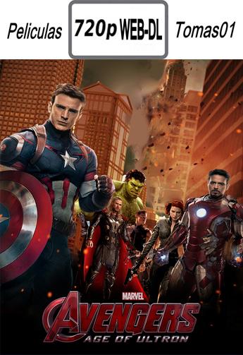 Avengers 2: Era de Ultrón (Los Vengadores 2) (2015) [WEB-DL 720p/Dual Latino-ingles]