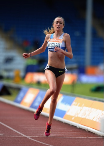 Eilish McColgan athlete