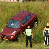 Dodelijk ongeval op N366 bij Nieuwe Pekela - Foto's Dennie Gaasendam