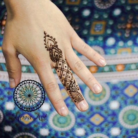 Five Simple But Bold Henna Designs You Have To Try
