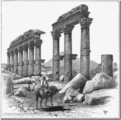 The temple of the sun, Palmyra, pp2191