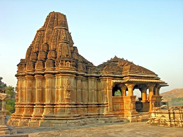 Sas-Bahu Temple, Udaipur
