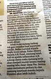 mahfodz wawancara mingguan malaysia