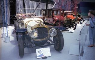 1984.07.21-052.04 De Dion Bouton 1912, Léon Bollée 1911, Zèbre 1910, Bedelia et Mors 1910