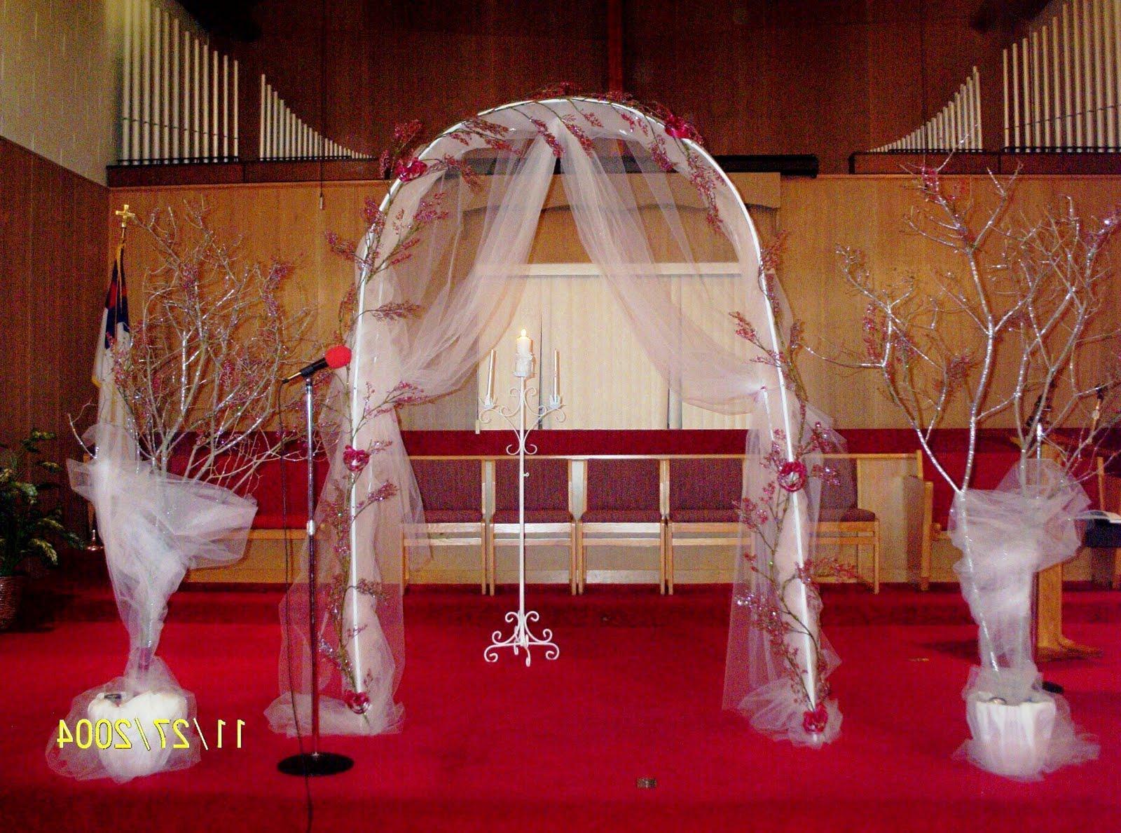 Decorating the Church