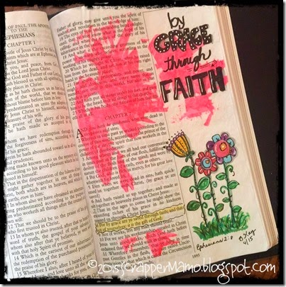 BAJC Week 16 By Grace through Faith