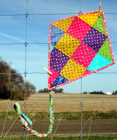 Patchwork Kite