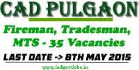 CAD-Pulgaon-Jobs-2015